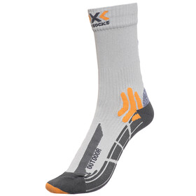X-Socks Trekking Outdoor Socks Unisex Pearl Grey